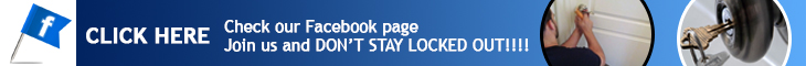 Join us on Facebook - Locksmith Costa Mesa